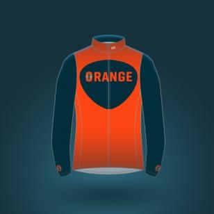 Club-orange-REGULAR-SUMMER-JACKET-POW-8000-MEN-front-homme