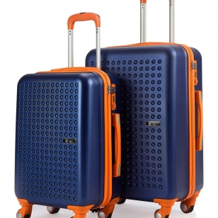 valise orange