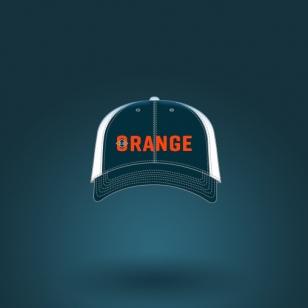 Club-orange-CAP-FLEX-MEN-front-homme